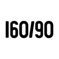 160/90