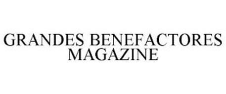 GRANDES BENEFACTORES MAGAZINE
