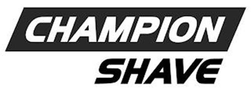 CHAMPION SHAVE