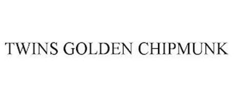 TWINS GOLDEN CHIPMUNK