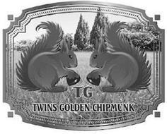 TG TWINS GOLDEN CHIPMUNK