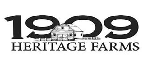 1909 HERITAGE FARMS
