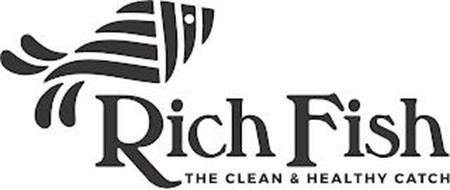 RICH FISH THE CLEAN & HEALTHY CATCH