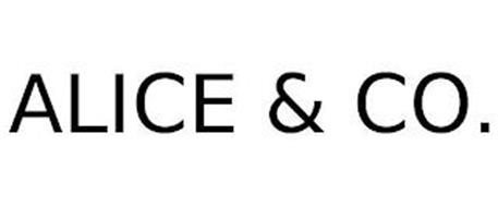 ALICE + CO.