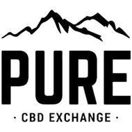 PURE · CBD EXCHANGE ·