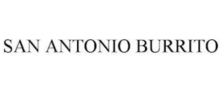 SAN ANTONIO BURRITO