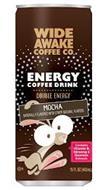 WIDE AWAKE COFFEE CO ENERGY COFFEE DRINK DOUBLE ENERGY MOCHA