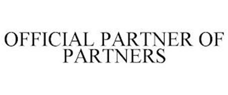 OFFICIAL PARTNER OF PARTNERS