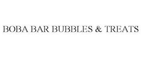 BOBA BAR BUBBLES & TREATS