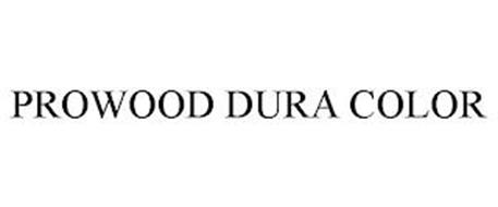 PROWOOD DURA COLOR