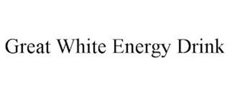 GREAT WHITE ENERGY DRINK