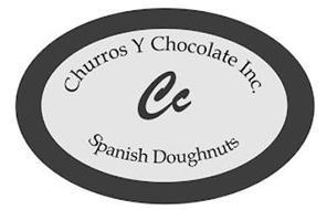 CHURROS Y CHOCOLATE INC. CC SPANISH DOUGHNUTS