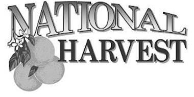 NATIONAL HARVEST