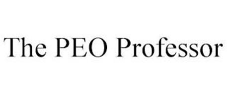 THE PEO PROFESSOR