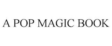 A POP MAGIC BOOK