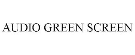 AUDIO GREEN SCREEN