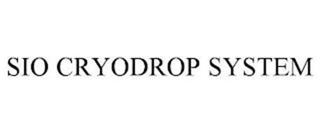 SIO CRYODROP SYSTEM