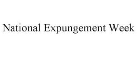 NATIONAL EXPUNGEMENT WEEK