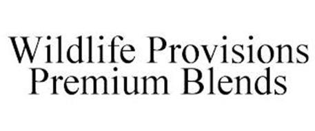 WILDLIFE PROVISIONS PREMIUM BLENDS