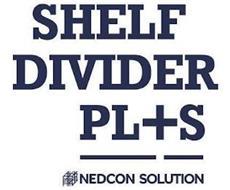SHELF DIVIDER PL+S NEDCON SOLUTIONS