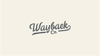 WAYBACK CO