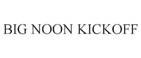 BIG NOON KICKOFF