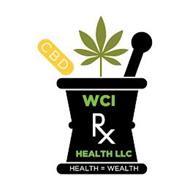 WCI RX HEALTH LLC HEALTH=WEALTH