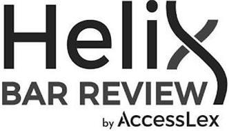HELIX BAR REVIEW BY ACCESSLEX
