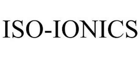 ISO-IONICS