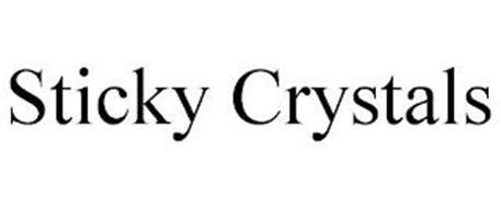 STICKY CRYSTALS