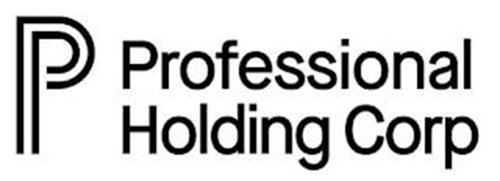P PROFESSIONAL HOLDING CORP