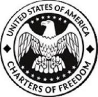 UNITED STATES OF AMERICA CHARTERS OF FREEDOM