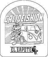 CALIDEISHION EL ZAPOTE