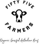 FIFTY FIVE FARMERS ORGANIC GRASS FED AUSTRALIAN BEEF
