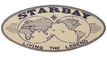 STARBAY LIVING THE LEGEND
