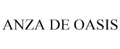 ANZA DE OASIS