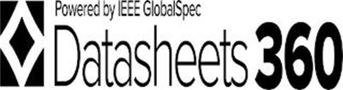 POWERED BY IEEE GLOBALSPEC DATASHEETS 360