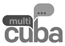 MULTI... CUBA