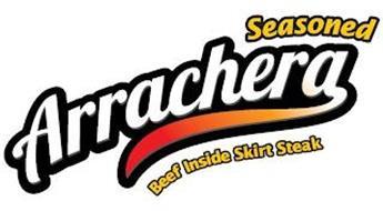 SEASONED ARRACHERA BEEF INSIDE SKIRT STEAK