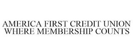 AMERICA FIRST CREDIT UNION WHERE MEMBERSHIP COUNTS