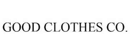 GOOD CLOTHES CO.