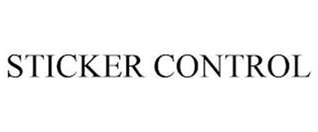STICKER CONTROL