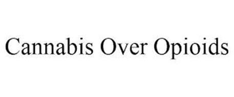 CANNABIS OVER OPIOIDS