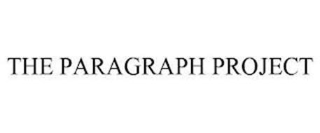 THE PARAGRAPH PROJECT
