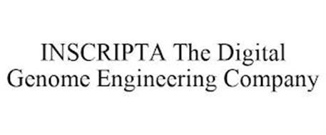 INSCRIPTA THE DIGITAL GENOME ENGINEERING COMPANY