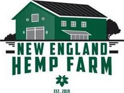 NEW ENGLAND HEMP FARM EST 2019