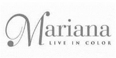 MARIANA LIVE IN COLOR