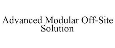 ADVANCED MODULAR OFF-SITE SOLUTION