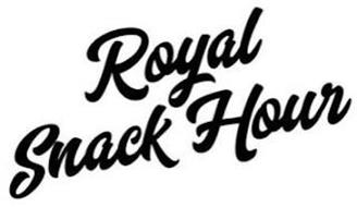 ROYAL SNACK HOUR