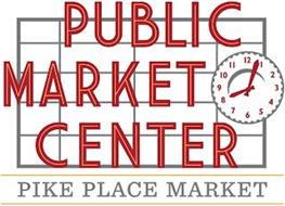 PUBLIC MARKET CENTER PIKE PLACE MARKET